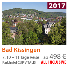 Bad Kissingen ALL INCLUSICE